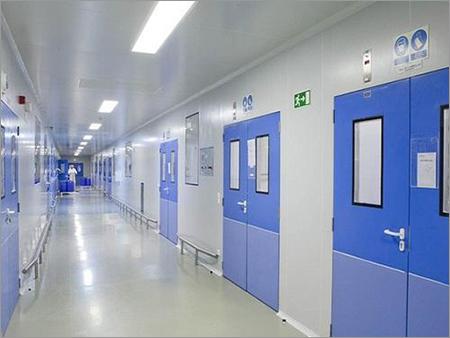 Pharma Clean Room Panel
