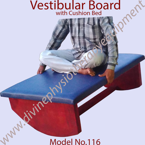 Vestibular Board with Cushion Bed
