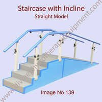 Staircase With Incline