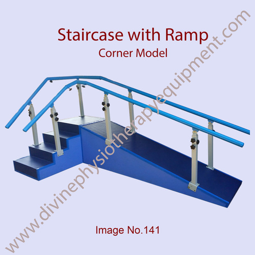 Staircase for Physiotherapy