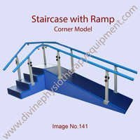 Staircase With Ramp