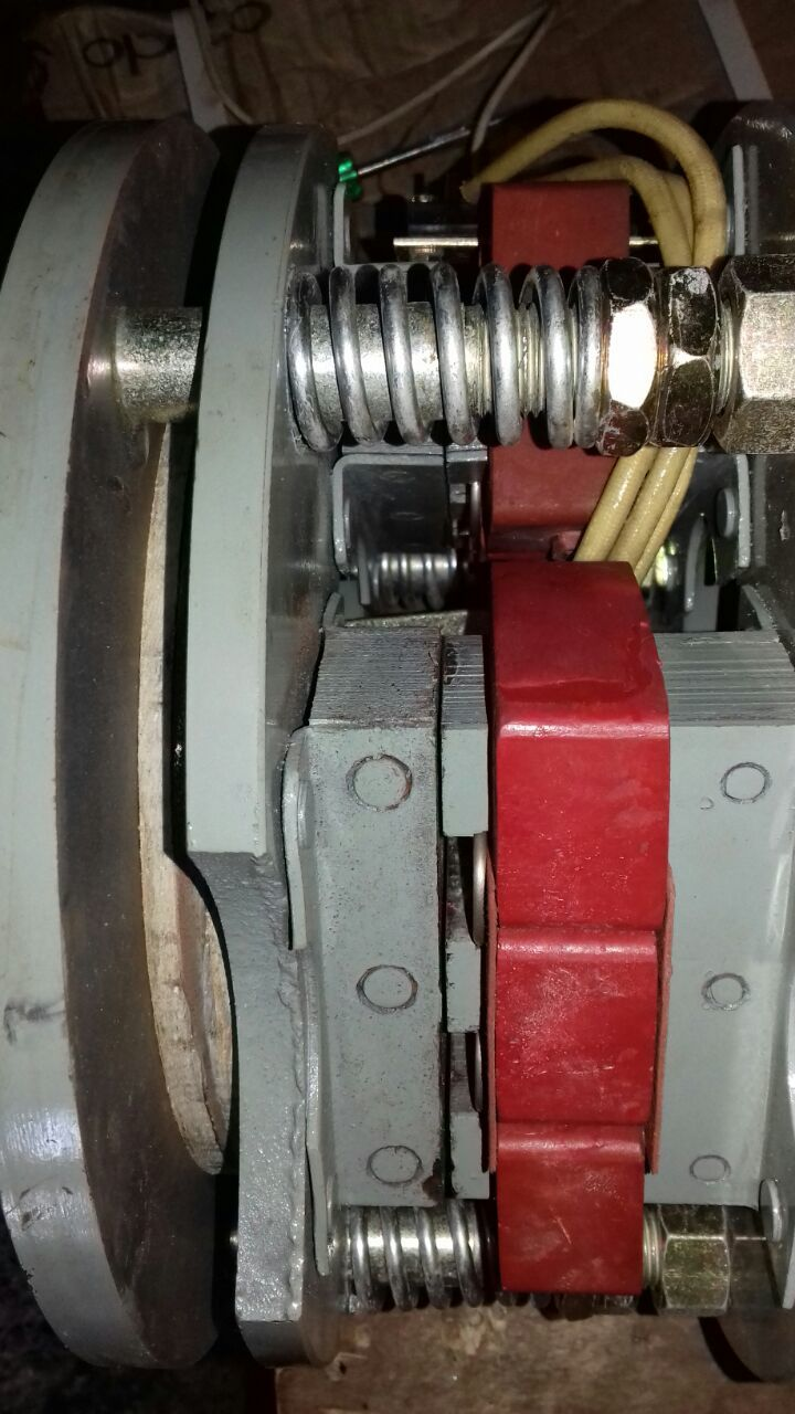 Electro Magnetic Brakes