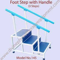 Footstep With Handle