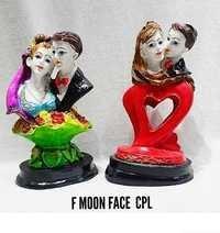 F Moon Face Couple