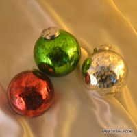 CHRISTMAS DECORATIVE AND COLOURFUL BALLS