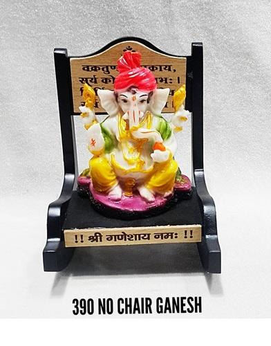 390 No Chair Ganesh