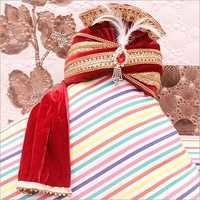 Maroon Wedding Turban