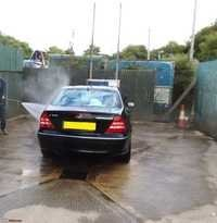 Car Washing System