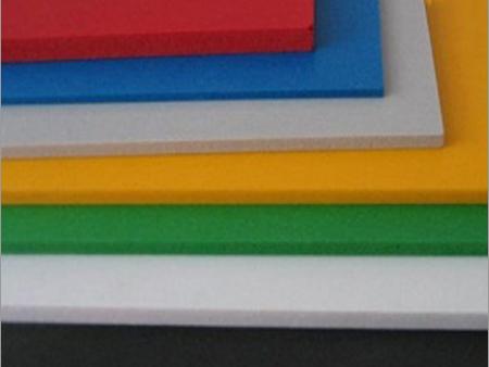WPC Color Board