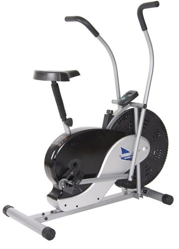 Elliptical Cross Trainer And Fitness Machine