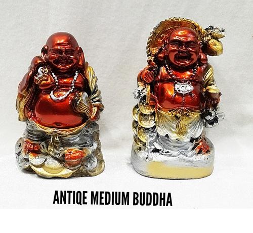 Antique Medium Buddha
