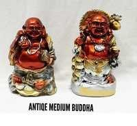 Antique Medium Buddha