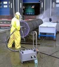 Exchanger Tube Cleaning System