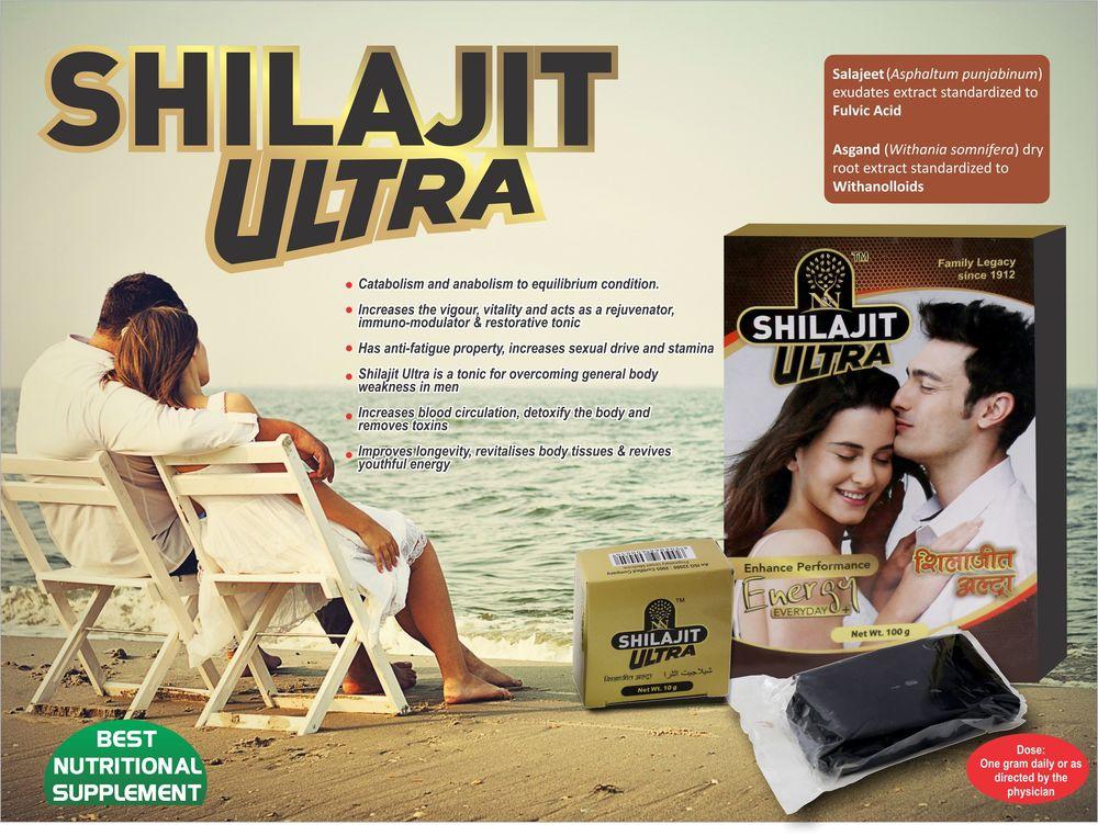 Shilajit Ultra