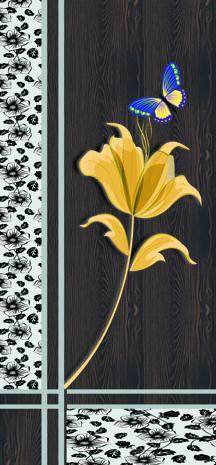 Digital Door Skin Paper
