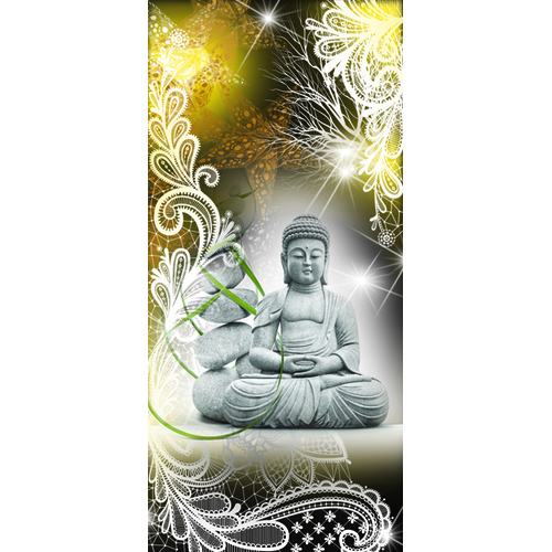 God Digital Door Skin Paper