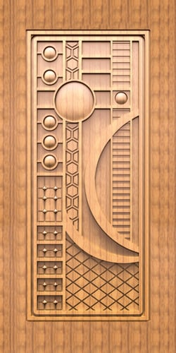 3D Carving Paper Print