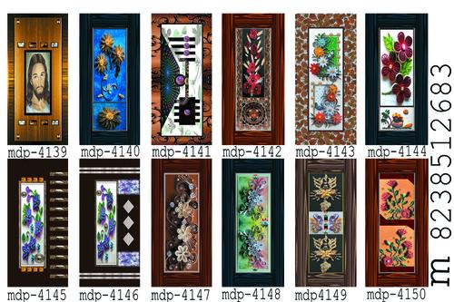Designer Door Skin Application: Interior