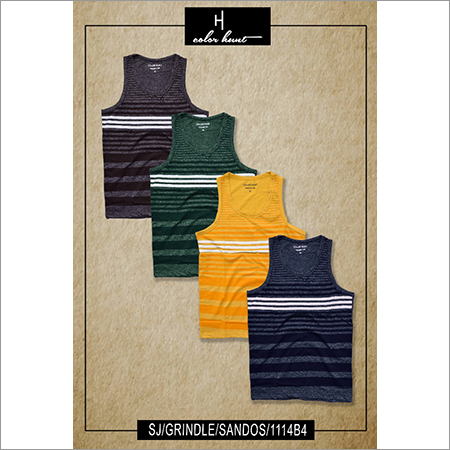 Men cotton Vests