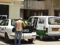 Doorstep Car Washer