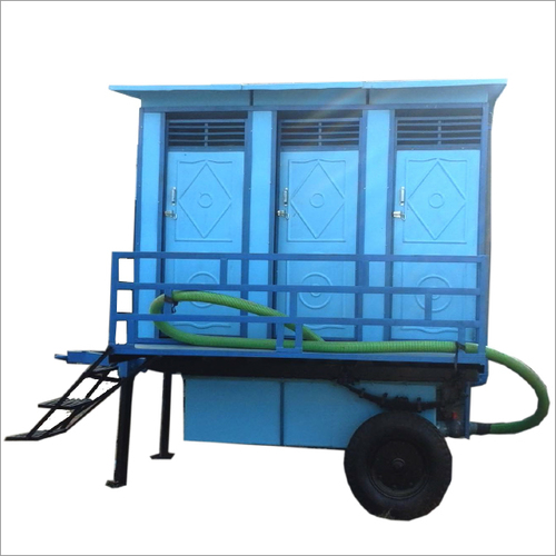 Mobile Toilet Van 6 Seater