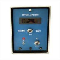Oxygen Gas Analyser