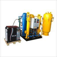 PSA Nitrogen Plant with Air Compressor