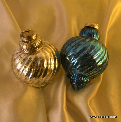 Christmas Ornament Shaped Place Card Holders Matte Antique Gold Gl Ball
