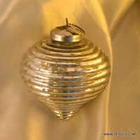 Antique Germany Christmas tree ornament Antique handpainted hand blown glass ornaments
