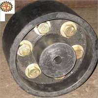 CI Pin Bush Type Brake Drum Coupling