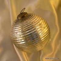 Christmas tree ornament hand blown glass ornaments