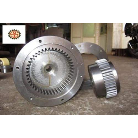 Brake Drum Gear Couple
