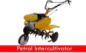 Petrol Cultivator