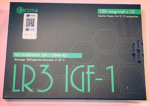 IGF 1 LR3 100Mg Injection