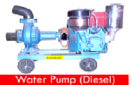 Engine Pump Set