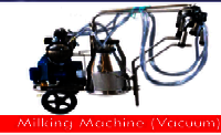 Vacuum Milking Machine