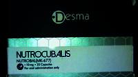 Nutrocubalis 10 Mg Capsules