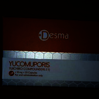 Yucomuporis 10mg Capsules
