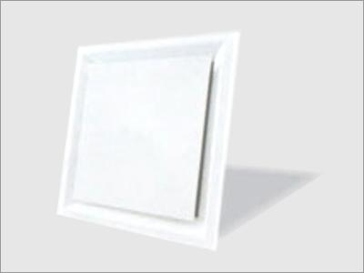 Ceiling Diffuser - Plaque Type