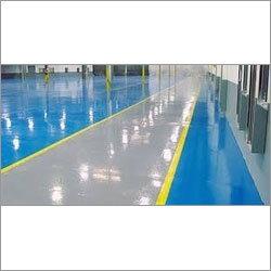 Abrasion Resistant Epoxy Flooring