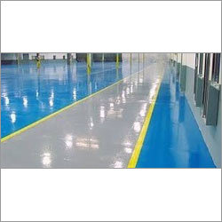 Abrasion Resistant Epoxy Flooring Services