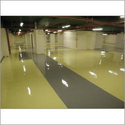 Epoxy Self Leveling Flooring Services