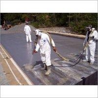Polyurea Spray Coating Services