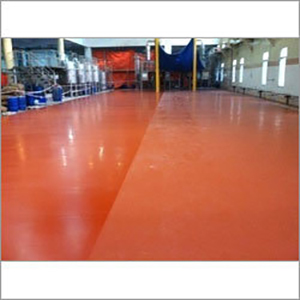 PU Flooring Coating Services