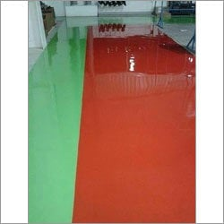 Industrial Epoxy Flooring Coating Services
