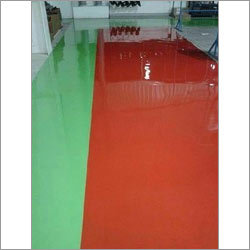 Industrial Epoxy Flooring Coating Services
