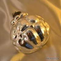 Antique Ornaments Large Vintage Glass Christmas Ornament