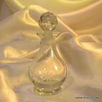GLASS PERFUME BOTTLE AND DECANTER, REED DIFFUSER,DECORATIV