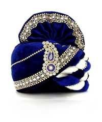 Silk Wedding Turban