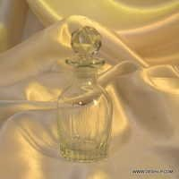 Beautiful vintage Decanter Vintage Lead Cut Glass Wine Decanter